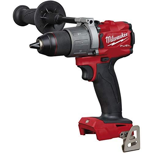 Milwaukee 4933464263 Taladro batiente 18 V Tecnología Fuel Maletín HeavyDuty-sin batería, 18 V
