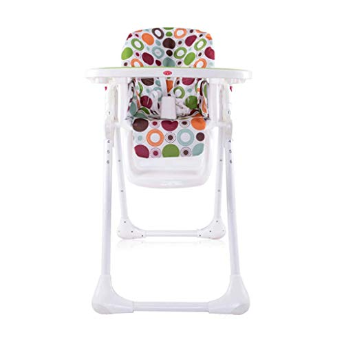 Buy Bargain Highchairs Baby High Chair Children Adjustable Multi-Function Dining Table White Metal A...