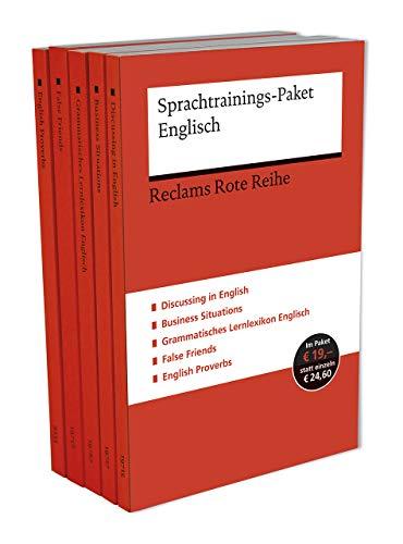 Sprachtrainings-Paket Englisch (Reclams Universal-Bibliothek)
