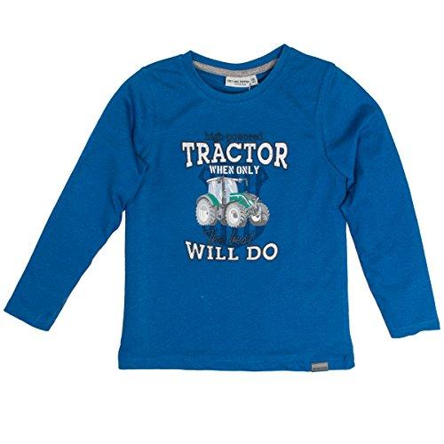 Salt /& Pepper Baby Girls B T-Shirt Meer Uni Volant