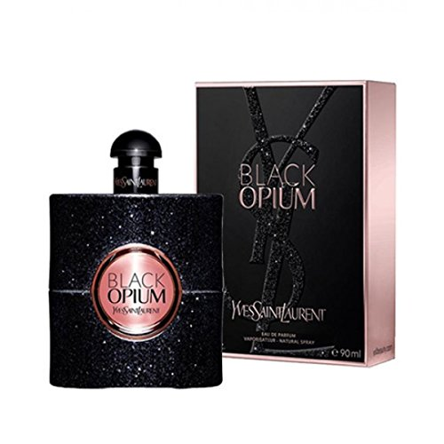 YVES SAINT LAURENT, YSL, BLACK OPIUM EAU DE PARFUM DONNA, EDP 90 ML