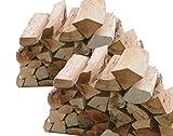 60 kg hochwertiges Brennholz reine Buche 0,69€/kg, incl. Versand aus 100% Buche für Kaminofen, Feuerstelle Ofen Herd. Kaminholz, Brennholz, Holz, Feuerholz