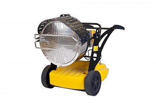 Master calentador infrarrojo XL-9S conmutable / 29/43 kW