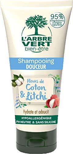 L'arbre vert Shampooing Douceur pour Toute la Famille Petit Format 75 ml