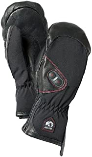 Hestra Heated Gloves: Waterproof Power Heater Cold Weather Ski Gloves