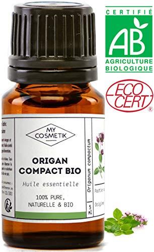 Aceite esencial de Orégano compacto orgánico - MyCosmetik