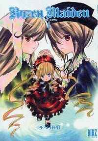 Rozen Maiden(4) (バーズコミックス)の詳細を見る