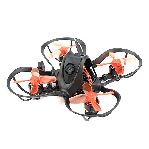GoolRC EMAX Nanohawk 65mm Indoor FPV Racing Drone with Camera 800TVL Runcam Nano 3 60KM/H High Speed Brushless Racing Drone with F4 5A ESC, BNF Version