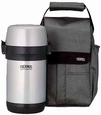 THERMOS ステンレスランチジャー シルバー JLS-1600F SL