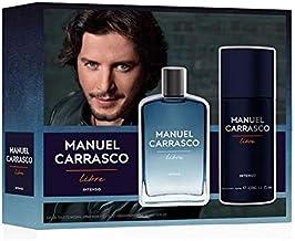 Manuel Carrasco Manuel Carrasco Libre 100Ml+After 75 175 ml