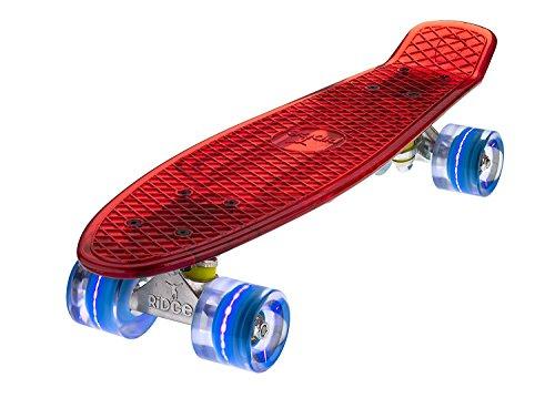 Le skateboard à LED