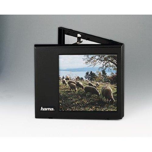 Hama Telescreen Videotransfer (einfaches Abfilmen und Digitalisieren älterer Videoformate, mit Umlenkspiegel, Bildschirm 20 x 20 cm)