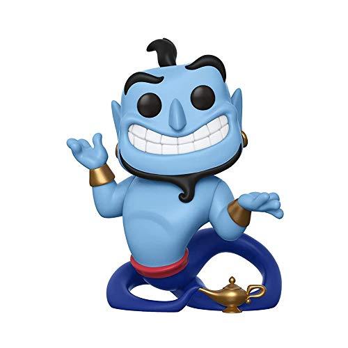 Funko 35757 Pop Vinyl Disney Aladdin - Genie con lámpara, Multi , color/modelo surtido
