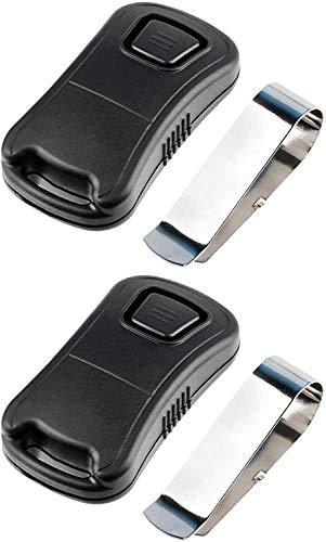 2 Garage Door Opener Remotes for Genie Overhead Door Intellicode G1T 38502R