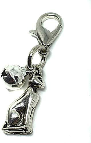 Eclectic Shop - Bolsa de Amuleto Egipcio para Mascota, diseño de Gato