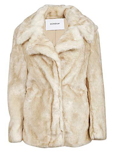 Dondup Luxury Fashion Damen DJ136PL0197007 Beige Polyester Jacke   Jahreszeit Outlet