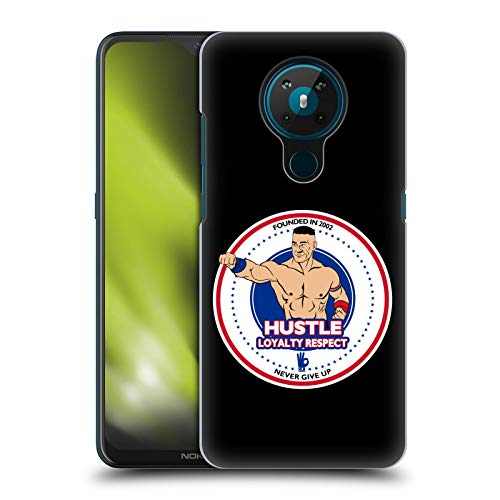 Head Case Designs Officially Licensed WWE HLR Fist John Cena Hard Back Case Compatible with Nokia 5.3