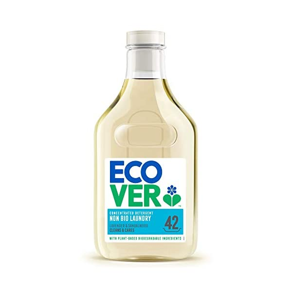 Ecover Non Bio Laundry Liquid Lavender & Sandalwood, 42 Wash 1