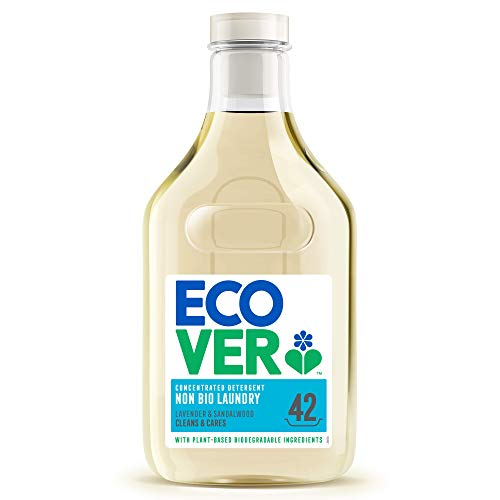 Ecover Non Bio Concentrate Laundry Liquid 42 Washes, 1.5L
