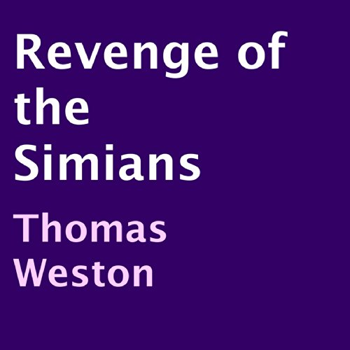 Revenge of the Simians audiobook cover art