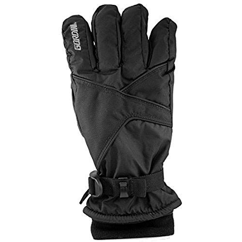Gordini 4G2013 Mens Aquabloc Promo Glove, Black - XXL