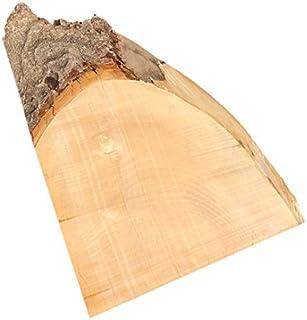 【送料無料!】トチ 栃 とち 無垢材 天然木 端材 DIY用 カッティングボード 56×35×4㎝ 【ワールドデコズ】