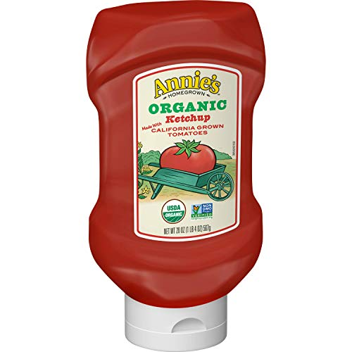 Annie's Certified Organic Ketchup, …