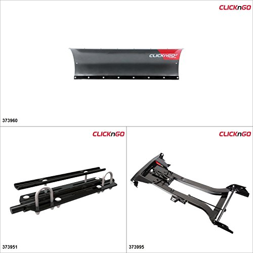 Lowest Price! ClickNGo GEN 1.5 ATV Plow kit - 50, Yamaha Grizzly 350 2007-13