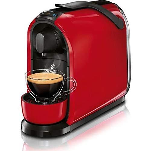 Tchibo Cafissimo Pure Kaffee Kapselmaschine, Rot