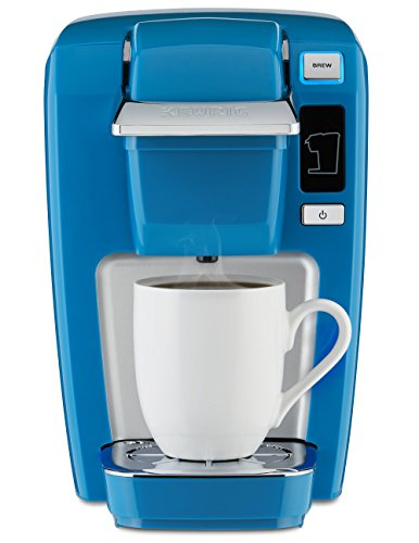 the Keurig K15 in true blue