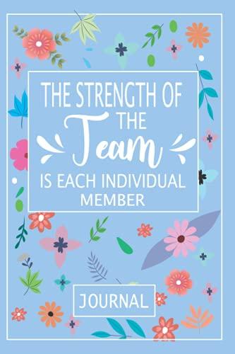 La fuerza del equipo es cada miembro individual: regalos de apreciación de empleados para trabajadores remotos - colaboradores -...