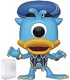 Funko Pop! Disney: Kingdom Hearts 3 - Donald Duck (Monster's Inc.) Vinyl Figure (Includes Compatible Pop Box Protector Case)