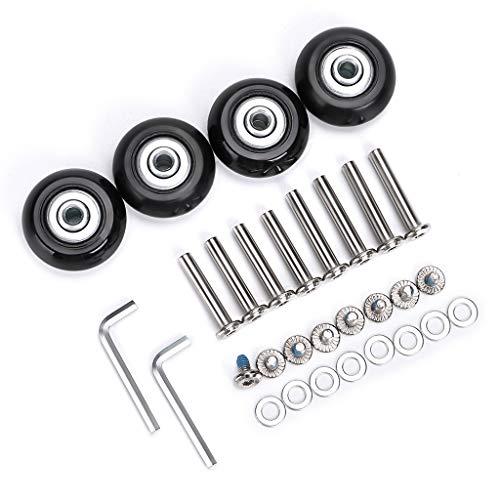 luggage repair parts wheels - 5