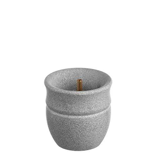 Hukka Design Saunabrunnen aus Speckstein für den Saunaofen -Solina- 60 ml