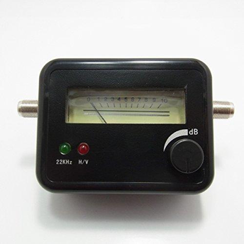 『自分で測定出来る!BS/CSアンテナ用 レベルチェッカー BL0054BS-2』の1枚目の画像