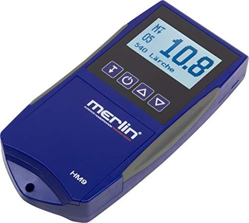 Holzfeuchte-Messgerät MERLIN HM9-WS5 - für Parkett