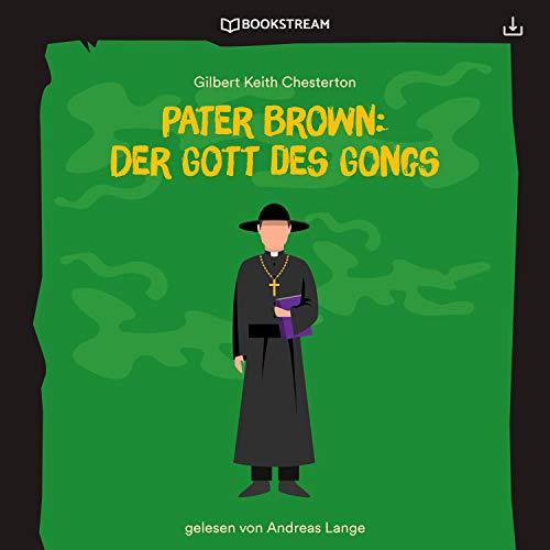 Der Gott des Gongs cover art