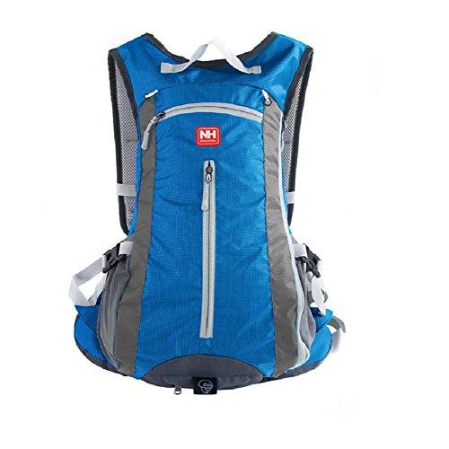 Tofern Wanderrucksäcke 15L Wasserdicht Trekkingrucksack Manner Frauen Outdoorrucksack leicht Outdoor Sport Rucksack für Wandern, Radfahren, Klettern, Bergsteigen und Reisen Sport