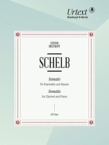 Sonate für Klarinette und Klavier (EB 8991)