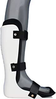 JLVNA Night Splint- Nighttime Boot Brace - for Heel Spur, Foot Pain, Achilles Inflammation, Soreness Relief,Orthopedic Sleeping Immobilizer Stretch Boot (Size : L)