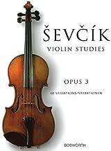 40 Variations Op. 3