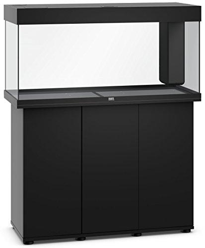 Juwel Aquarium 04351 Rio 180 LED, mit Unterschrank SBX, schwarz