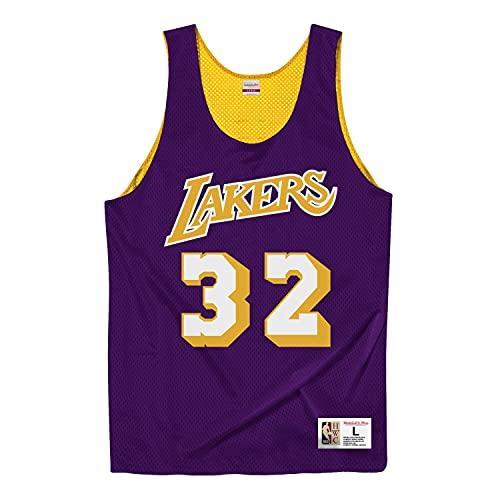 Mitchell & Ness Reversible Tank Top Jersey Los Angeles Lakers Magic Johnson