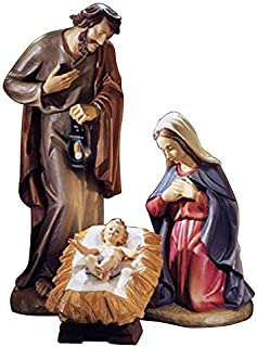 Avalon Gallery Holy Family 32 Inch Nativity Scene 3-Piece Set