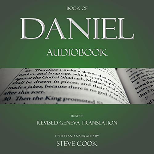 Book of Daniel Audiobook Audiobook By Steve Cook cover art