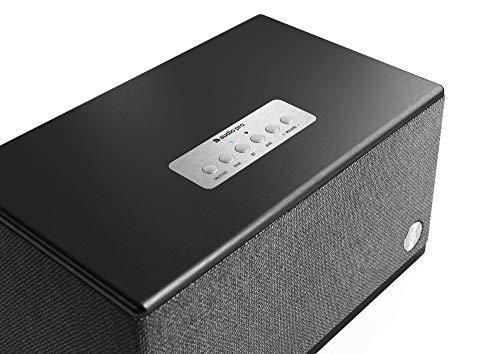 Altavoz Inalámbrico, Altavoz Bluetooth, Altavoz Activo con Reflejo de Graves, Altavoz de Estantería, Home Cinema, Diseño Nórdico, Audio Pro, BT5, Negro