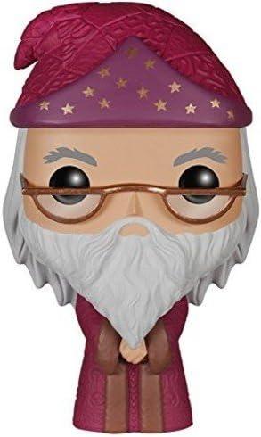 Funko Pop!- Albus Dumbledore Figura de Vinilo, colección de Pop, seria Harry Potter, Multicolor (5863)