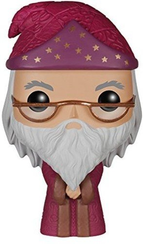 Funko Pop!- Albus Dumbledore Figura de Vinilo, colección de Pop, seria Harry Potter, Multicolor (5863)