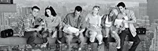 Friends Over New York TV Television Show Print (Unframed 12x36 Poster)