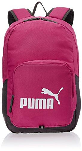 PUMA Rucksack Phase 073589, Farbe:Pink;Artikel:073589-05 beetroot purple